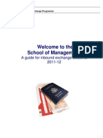 Welcome to the School of Management University of Surrey 2011-12 Semester 1