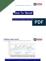 Debt Market Presentation