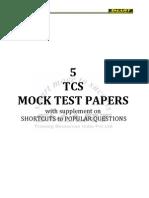 Tcs Mt Booklet