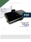 Samsung YP-S3 Vorschau
