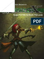 Malifaux Gaining Ground 2011