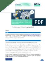 Actualité_réglementaire_efficacité_électrique_juin 2011