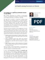 European Journal Epractice Volume 8.1