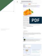 Noticia El exótico kumquat sana opción para prevenir el cáncer en articuloz