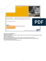 Work in Process Batches (WIP Batch)
