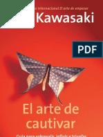 "1er Capítulo - ""Arte de Cautivar"" de Kawasaki"