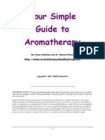 Your Simple Guide to Aromatherapy