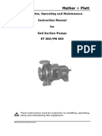 Et Pn Iso Pump Instruction Manual-Org