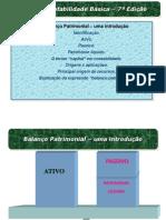 Aula 4 Balanço Patrimonial _ uma introdução 2003