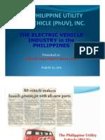 PHUV Presentation