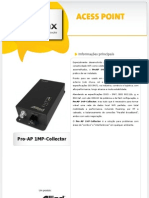 Acess Point ProAP 1MP-Collector
