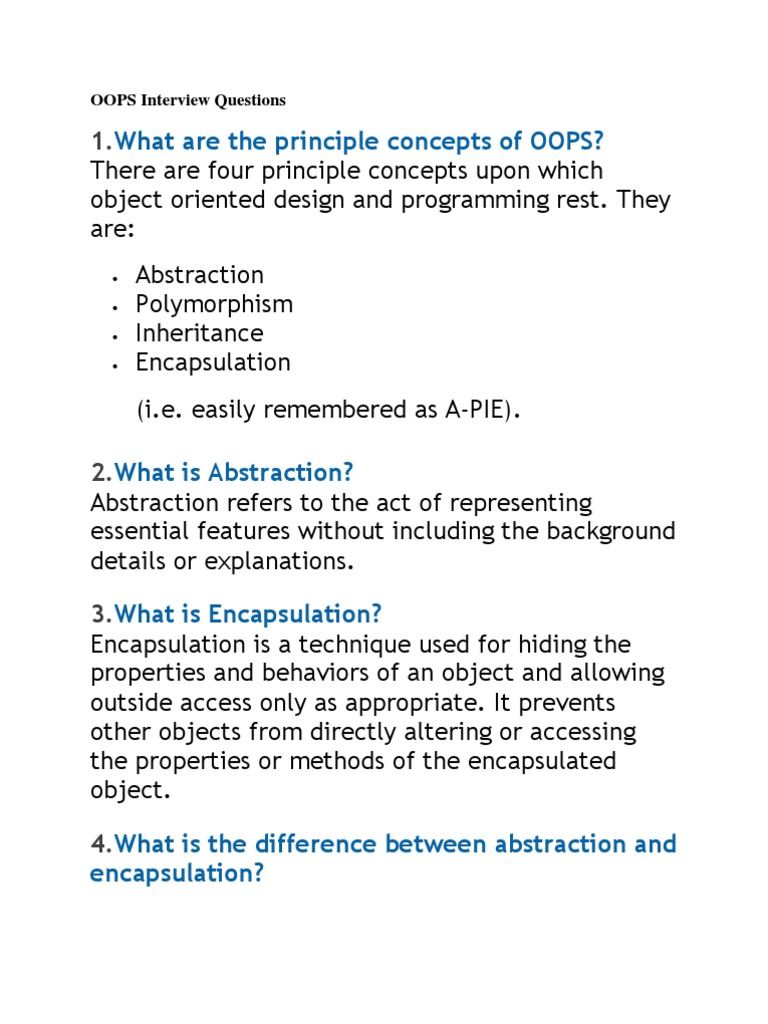 What is abstraction - method, technique or thinking 62