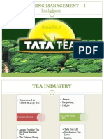 Tata Tea Ltd - MM I