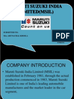 Hr Presentation on Mruti Udyog(2)