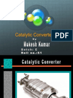 Catalytic Converter PPT