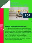 Workmen Compensation Act