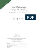 Soul Development Through Handwriting Sample