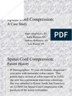 Spinal Cord Compress Ions