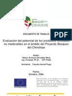 4dde870e92610 Evaluacion Del Potencial de Los Productos Forest Ales No Maderables