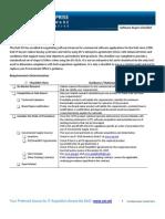 ESI Software Buyers Checklist