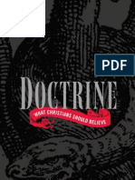 Doctrine Study Guide