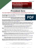President Zero