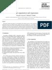 Work Organization and Ergonomics
