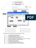 CCF Midterm (Excel)