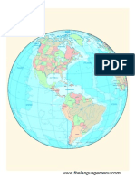 The Globe of America