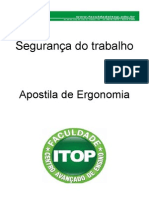 Apostila de Ergonomia