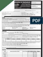 DG Sales Associate Application