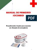 Manual de Primeiros Socorros Novembro 2010