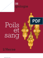 Cahier d'anthropologie sociale N° 6