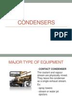 Condensers Presentation