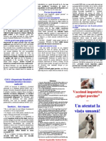 Pliant - Vaccinul Periculos Ineficient