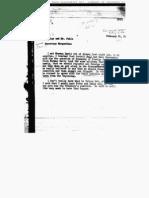 Morgenthau to Foley and Pehle, memo, 21 Feb 1941