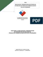 Guia Estudios ad Med Vet