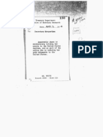 White to Morgenthau, memo, 3 Apr 1941