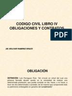 Codigo Civil Cuarto Libro