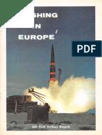 Pershing in Europe