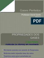 Gases Perfeitos