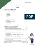 Autoproteccion Ciudadana - Manual Participante