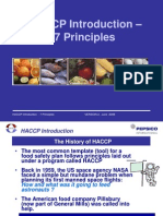 HACCP Introduction-Refresher Training