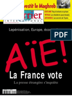 CI n° 859 - Aïe la France vote