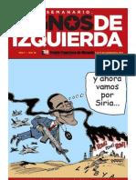 SEMANARIO SIGNOS DE IZQUIERDA Nº 13
