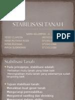 Stabillisasi Tanah