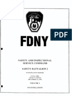 FDNY report on fatal fire, December 31, 1995
