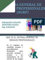 Que Es El Sistema General de Riesgos Profesionales