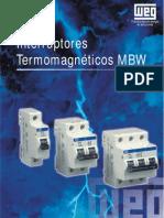 Mini Termomagneticos WEG