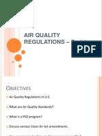 Air Quality Regulations_Part-1